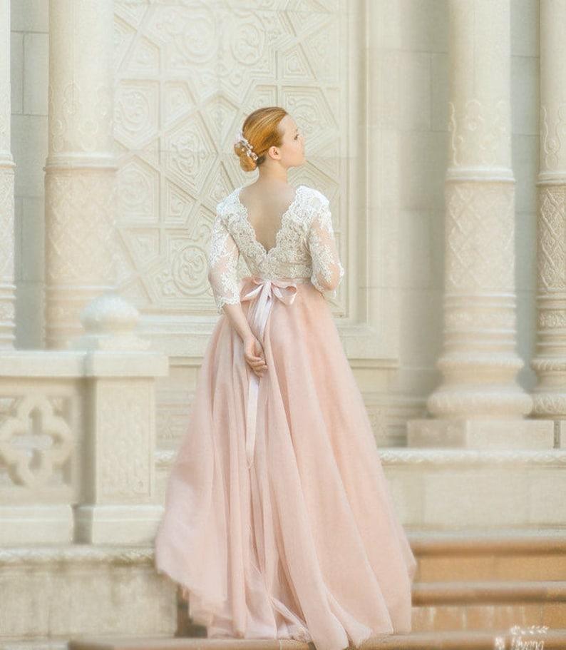 Plus size wedding dress Plus size bridal gown Wedding dress | Etsy