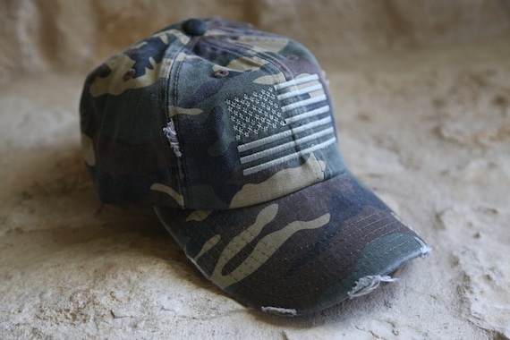 CAMO Distressed Special Forces Operator Tactical American US  5d949b3bfaa