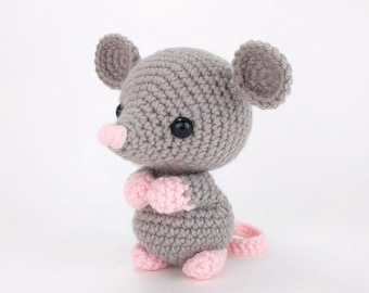 Crocheted Animal Patterns By Theresascrochetshop On Etsy