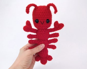 Ravelry: Lobster pattern by Joyce Overheul | 270x340
