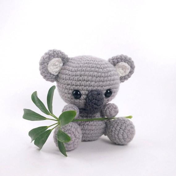 PATTERN: Kimba the Koala Crochet koala pattern amigurumi   Etsy