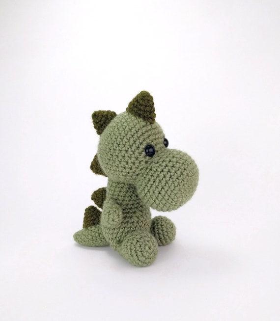 PATTERN: Mr. Dinosaur Crochet dinosaur pattern amigurumi | Etsy