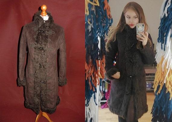 Boho 70s inspired Penny Lane Coat / Afghan / Jack… - image 1
