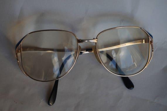 Original eyewear Yves Saint Laurent 18k Gold plate