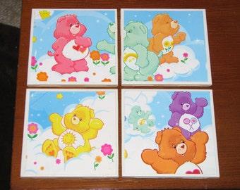 Care Bears Coaster Set