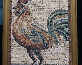 Roman rooster