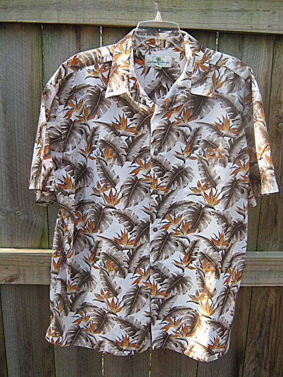 d8dc545a Vintage Hawaiian Island Shores Original Island Wear XL Made | Etsy