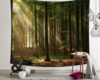 24e71810cc11a Forest Tapestry