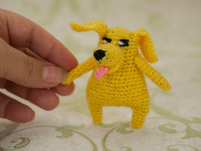 Best Friend Gift Gifts For Dog Lovers Dog Art Yellow Decor Etsy