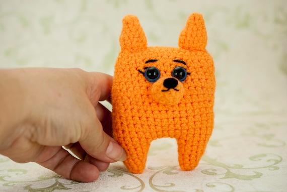 Orange Fox Gift For Children Toys Gift For Kids Toys Childs Etsy