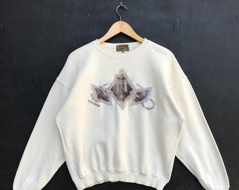 59a94e64 MEGA SALE Vintage Kenzo Golf Embroidery Logo / Kenzo Paris Shirt / Kenzo  Golf / Kenzo Sport / Designer Clothing