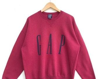 3f93bfae7856 90s gap sweater