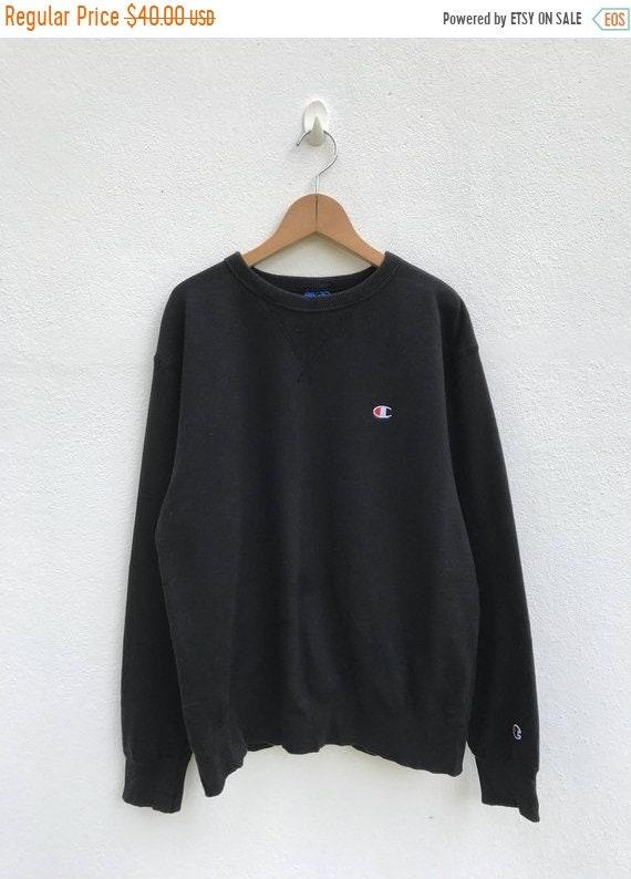 dae26d1db54a 20% OFF Vintage Champion Sweatshirt Champion Sweater Champion