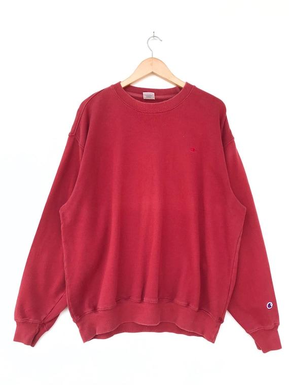 Vintage Champion Sweatshirt / Champion Sweater / C