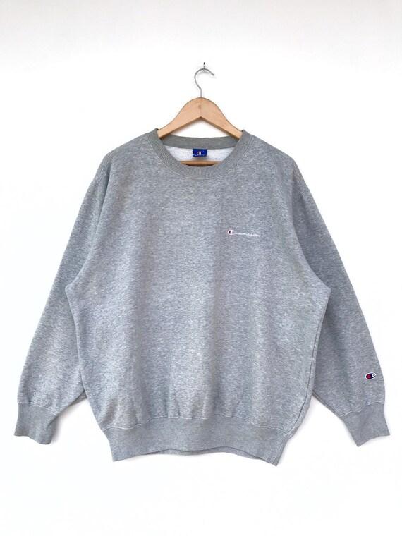 Vintage Champion Sweatshirt/Champion Sweater/Champ
