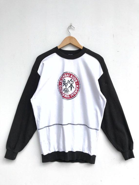Vintage Kansai Kids By Kansai Yamamoto Sweatshirt… - image 3