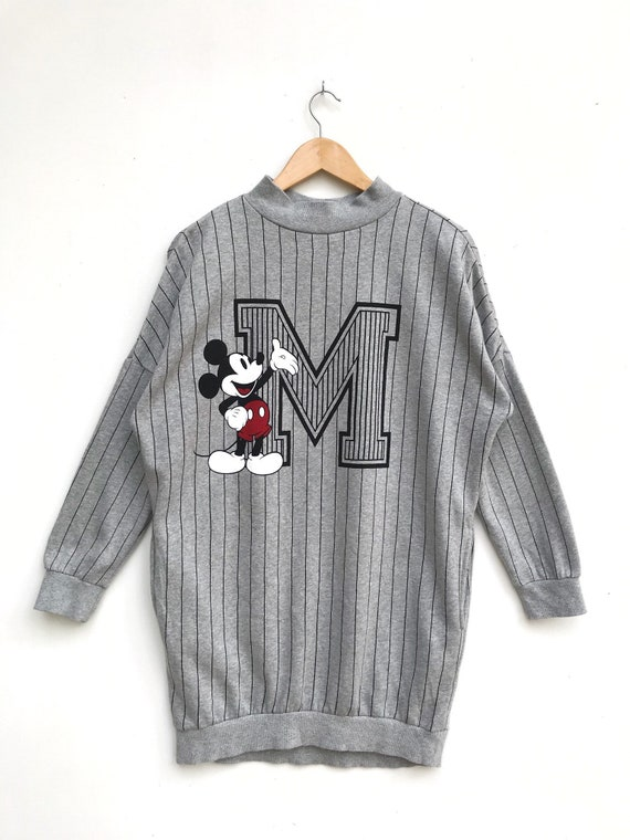 Vintage Mickey Mouse Women Sweatshirt / Mickey Mou
