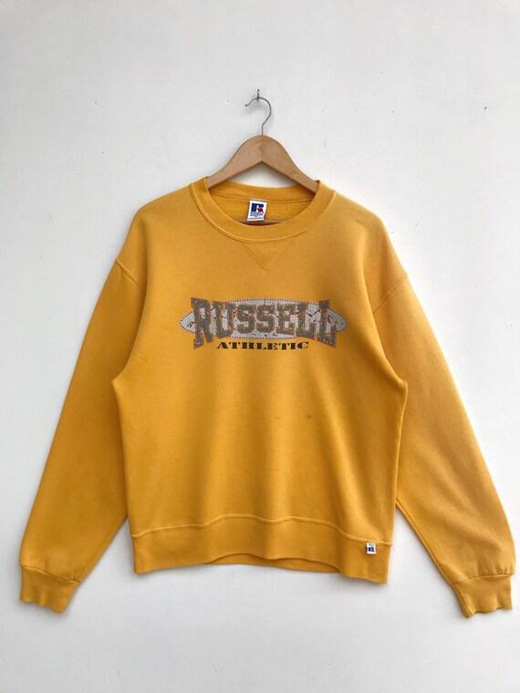 Vintage Russell Athletic Sweatshirt / Russell Crew