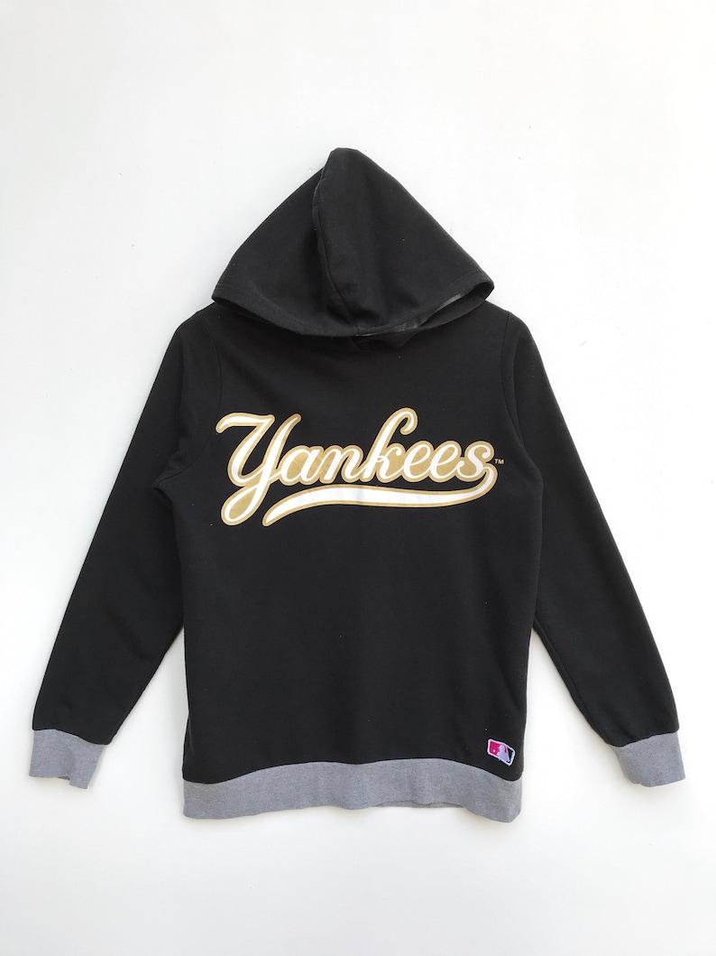 vintage yankees hoodie