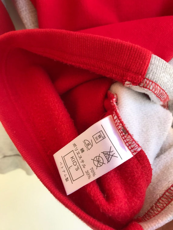 RESERVED..Vintage Nike Embroidery Logo Pullover /… - image 5