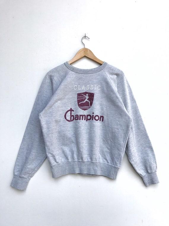 Vintage Champion Sweatshirt 90s / Champion pullove