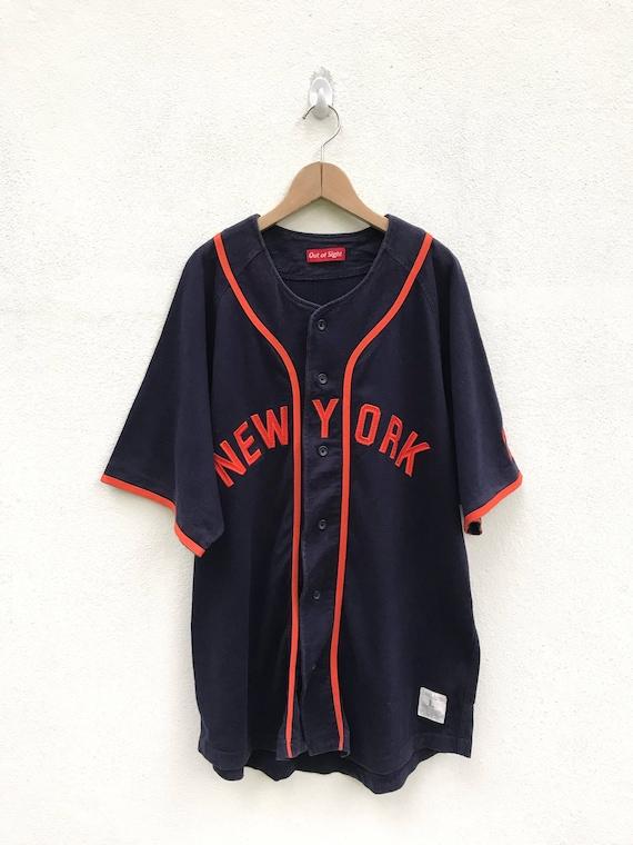fila jacket vintage new york, Fila Vintage Baseball Polo