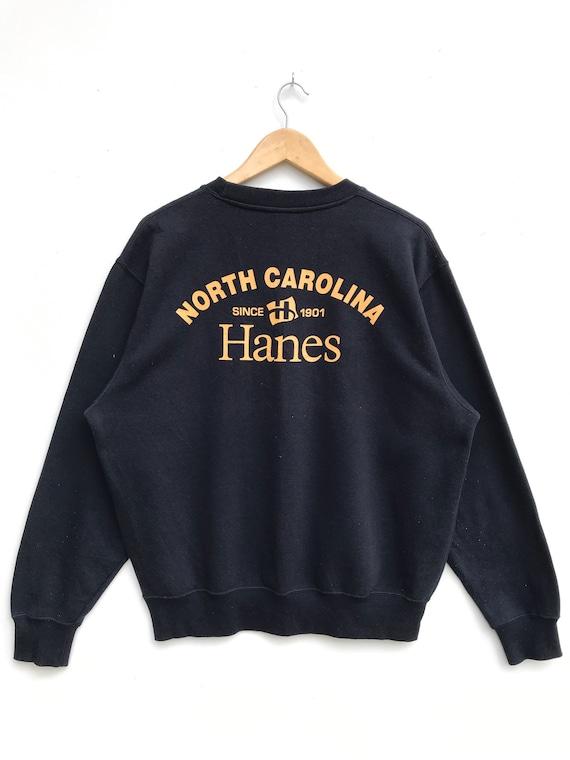 Vintage Hanes North Carolina Sweatshirt / Hanes Sp