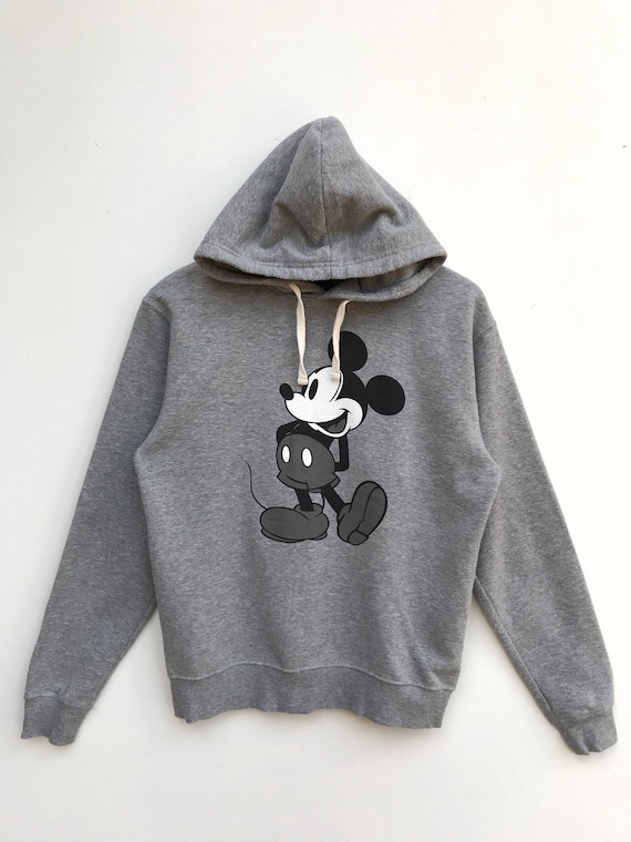 Vintage Mickey Mouse Hoodie / Mickey Mouse Sweater