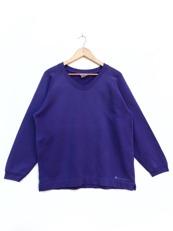Vintage Champion Pullover / Champion Sweater / Cha