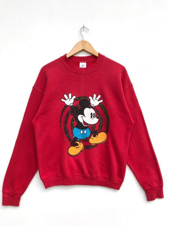 Vintage 80s Mickey Mouse California Sweatshirt / M