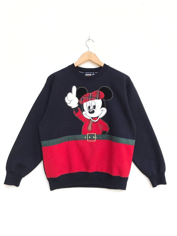 Rare Vintage Mickey Mouse Sweatshirt / Mickey Mous