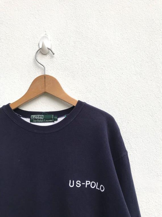 30 % sur vente Vintage Polo CP Ralph Lauren CP Polo Rl-93/Polo Ralph Lauren sweat/Polo/Polo de Sport 1992/P-aile/stade/Cookie/Polo 1993 ede0ff