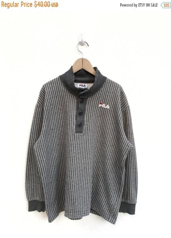 20% OFF Vintage Fila Biella Italia Pullover   Fila Sweater    7b6024b8863aa