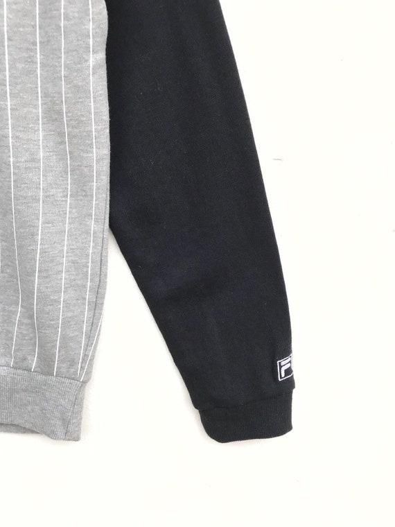 Vintage Fila Big Logo Sweatshirt / Fila Sweater /… - image 5