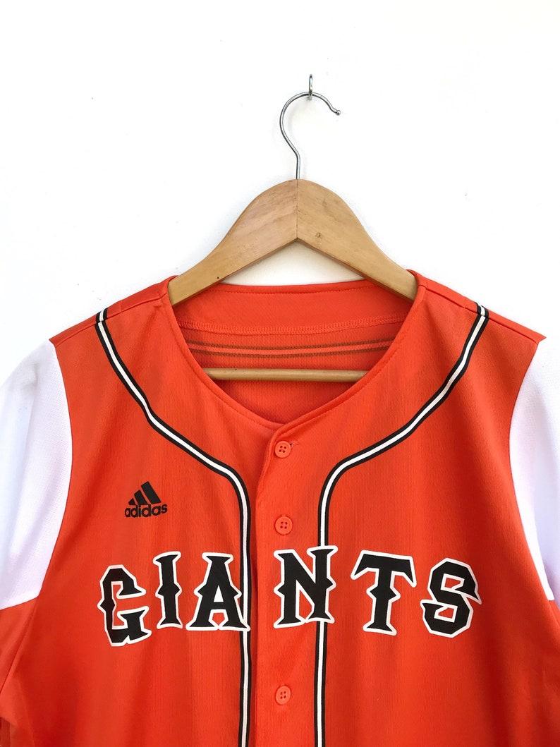 da36e0318914c Vintage Adidas Giants Baseball Jersey / Yomiuri Baseball Shirt / Giants  Clothing / Japanese Baseball Jersey
