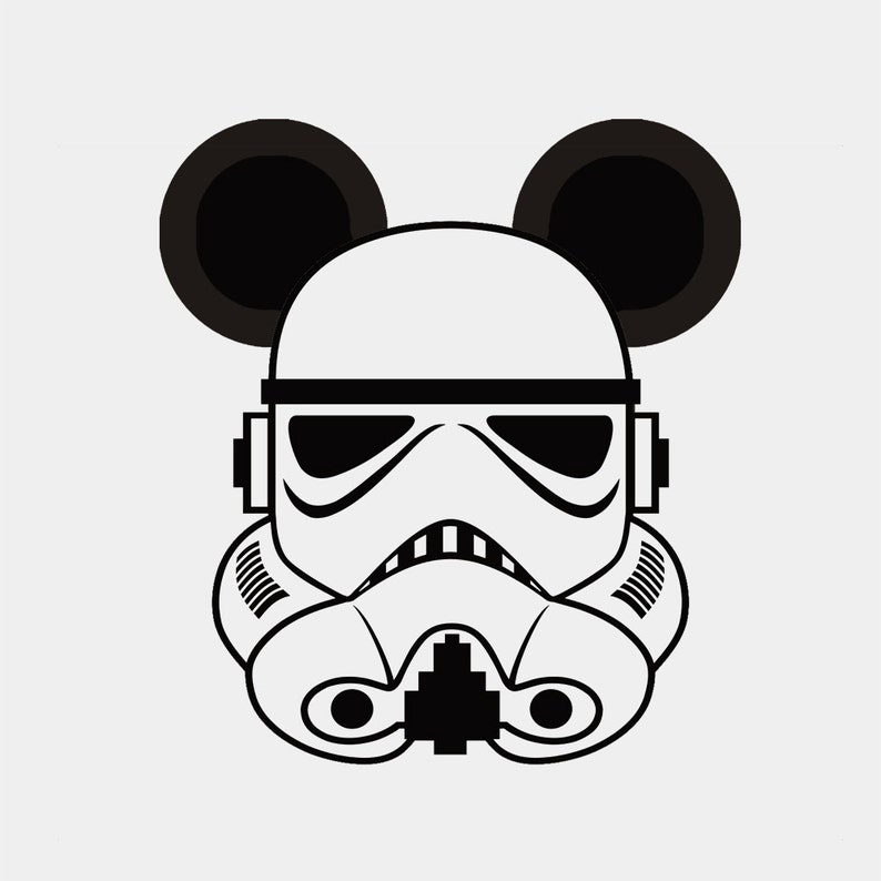 Disney Family Vacation Shirts Star Wars Mickey Mouse Stormtrooper