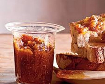 FIG & LIME JAM:  A delicious combination of flavors!