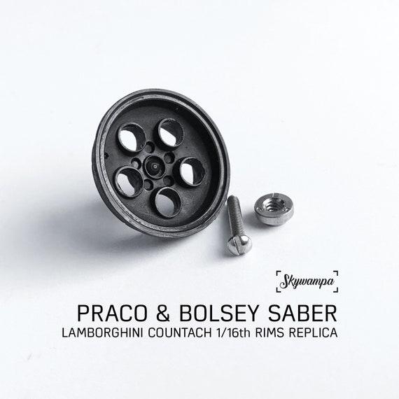 Praco Bolsey Saber Parts Set Lamborghini Countach Replica Etsy