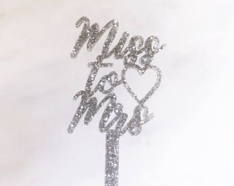 Miss to Mrs Drink Stirrer,Gift ideas,Personalized Gift,Bride to be,swizzle stick,Gift,bride,Stir Stick,Laser Cut,Bridal shower,6 count