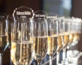 drink Stirrers Custom Etched,Acrylic Stirrers,Laser Cut Wedding Decor,Drink Stirrers,Swizzle Sticks,Place Cards,escort cards,seating display