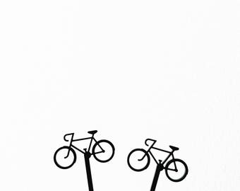 Cycling Drink Stirrers,Wedding decor,perfect wedding,Cyclist,Bike,Ride,Sports,Party Decor,Drink Stirrer,Swizzle Sticks,Cycling, Party,50 pck