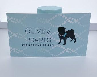 Oliveand Pearls