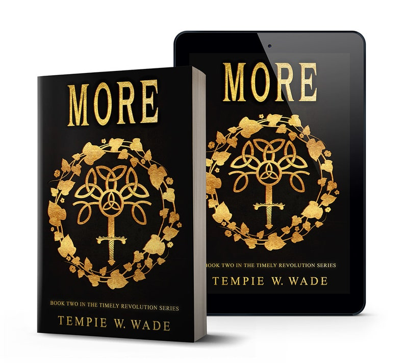 MoreBook Two by Tempie W. Wade-Autographed Copy image 0