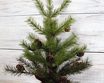christmas trees faux 18 christmas tree artificial christmas tree for table top christmas decor - Small Christmas Trees Decorated