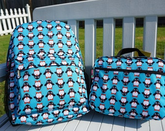 180bccd1a1 Little Planets Boys Girls All Over Print 16   Kid School Backpack and Lunch  Box Set of 2