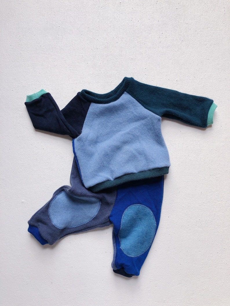 7fba3d2a4d4e Size 3-6 mth cashmere wool set kids sweater pants