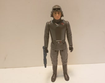 1980 Star Wars At At Commander with original weapon