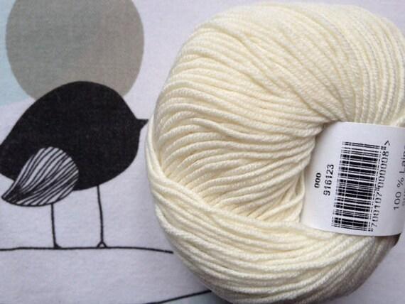 Ecru - FONTY GUERET wool