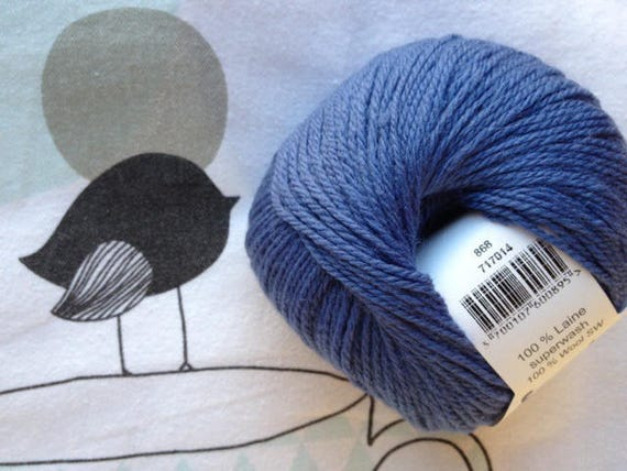 BB MERINO blue jeans - Fonty