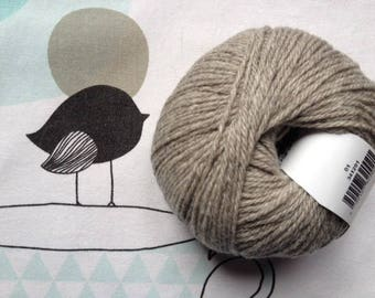 WOOL grey Beige by Fonty URGA
